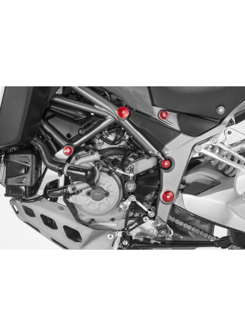 Framecapset Multistrada Enduro 1200 DVT - 9 framedoppen