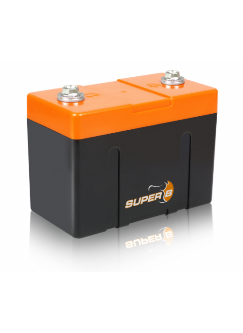 SuperB 5200 Lithium Battery - 10-12 Ah