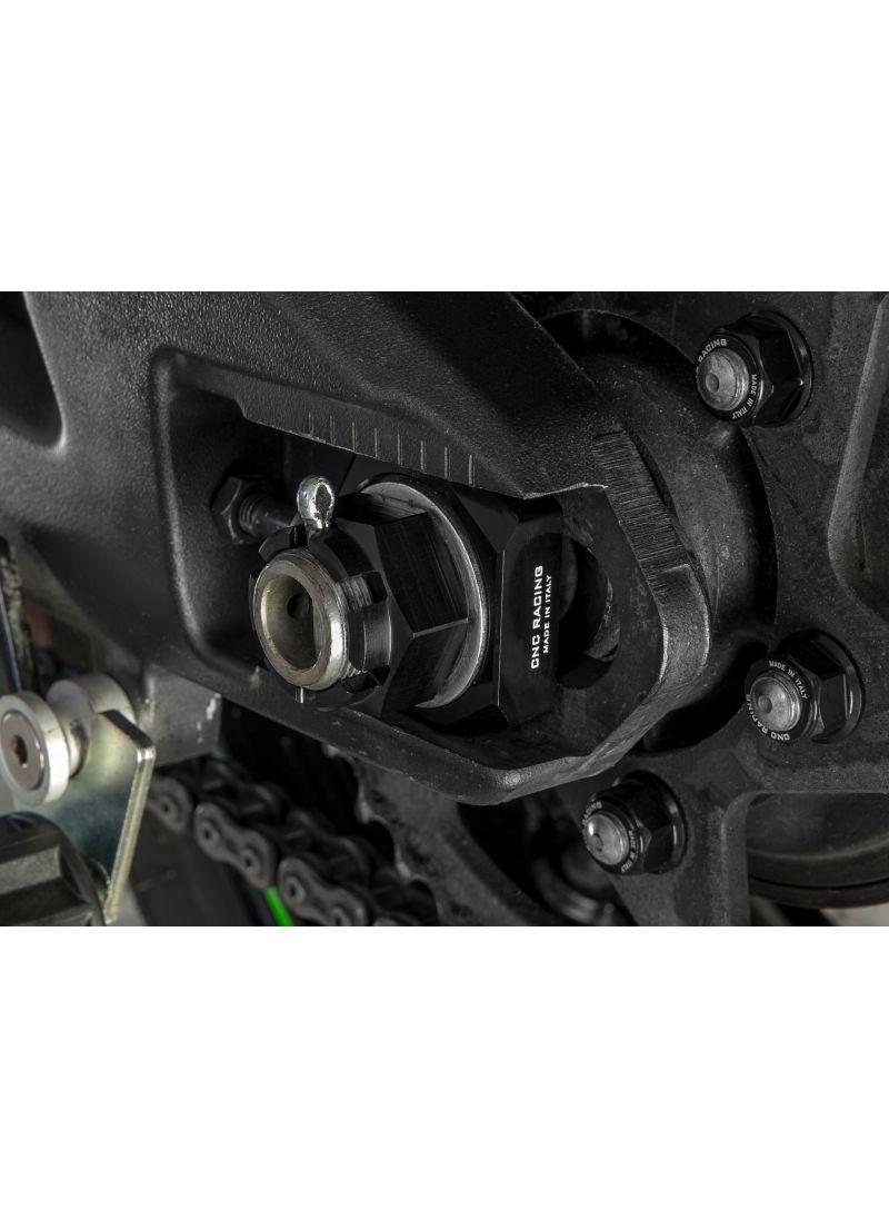 CNC Racing chain tension block Kawasaki