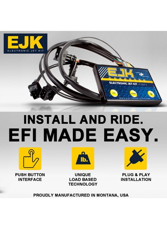 EJK Electronic Jet Kit Gen 3 tune module Honda CRF 250 L/M/RALLY
