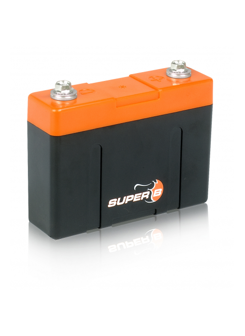 SuperB 2600 Lithium Battery - 5-7 Ah