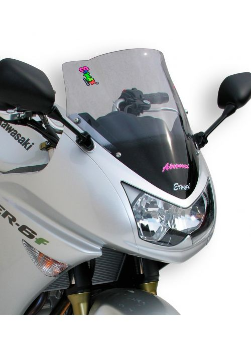 Ermax stock windshield (total height 50cm) for 2006-2008 ER6f