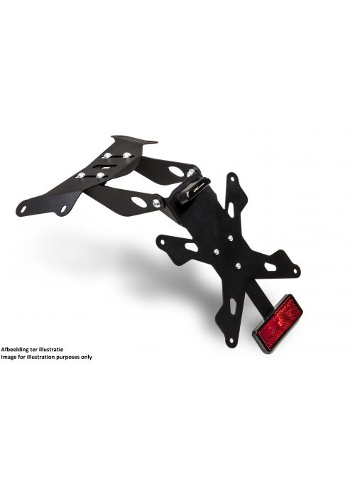 CNC Racing license plate support kit Yamaha R6 2006-2016