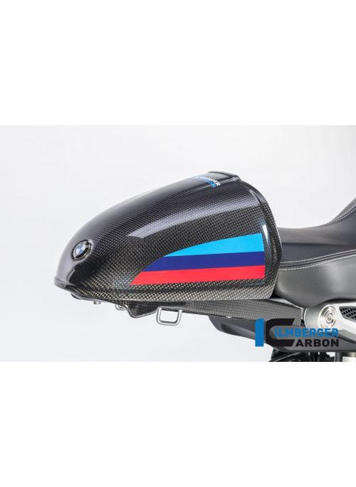 Seatcover carbon (excl. bodemplaat) BMW R NineT R9T Racer 2017-