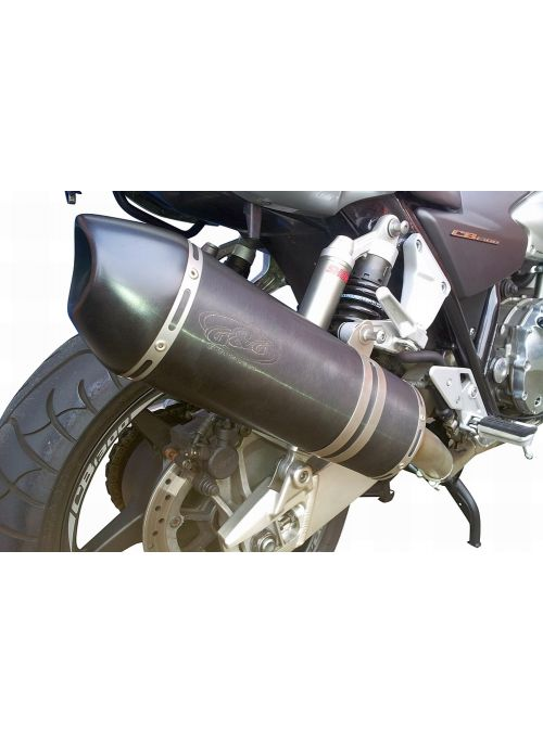 G&G Big Oval exhaust Honda CB1300
