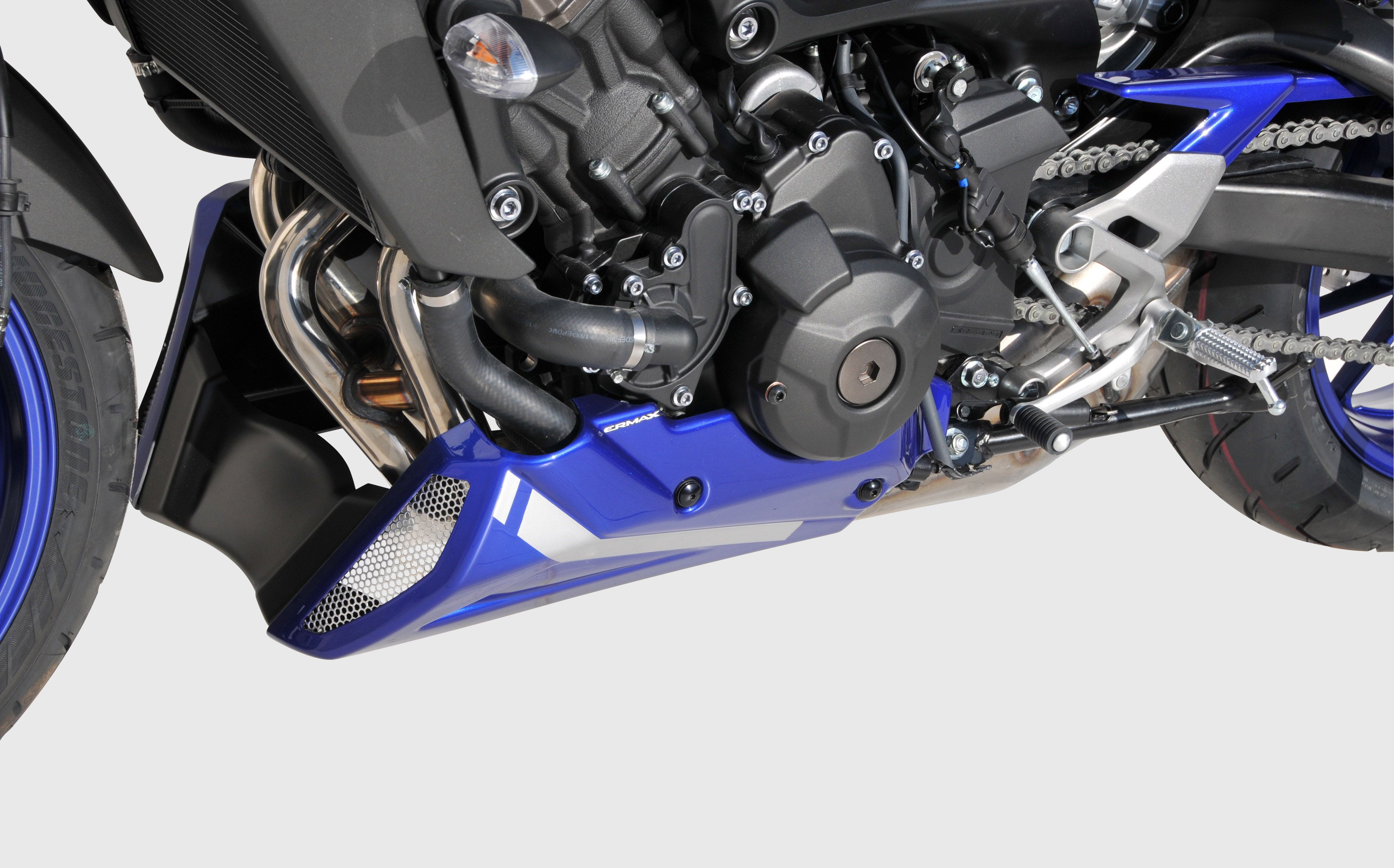 Ermax bellypan Yamaha MT-09 2017+