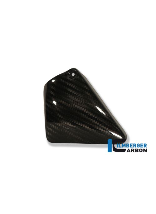 Framecover balhoofd (links) carbon