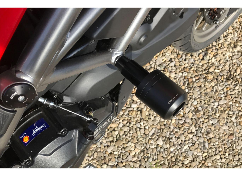 Frame sliders Carbon Ducati Multistrada 950 2017