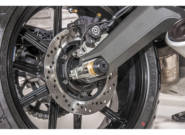 EVOTECH NUT REAR WHEEL REAR AXLE NUT KTM 1290 SUPERDUKE R 2017-2018 OR