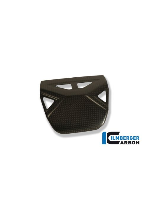 Carbon butterfly valve heat shield Ducati Diavel