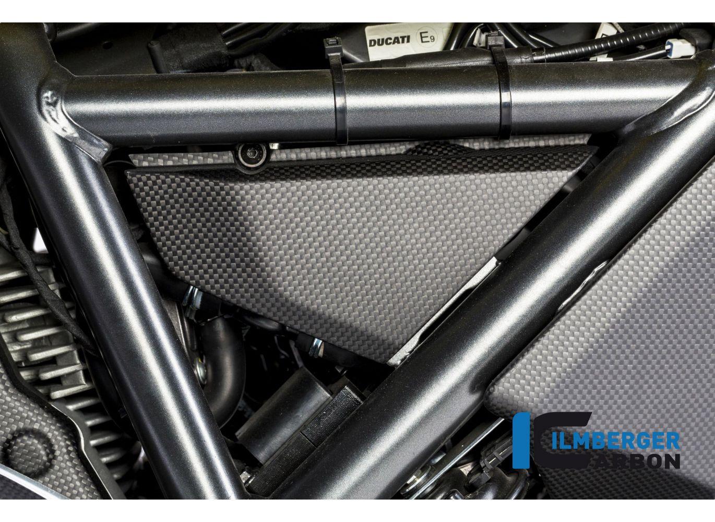 Frame Insert Right Matt Carbon Ducati Scrambler G G Shop