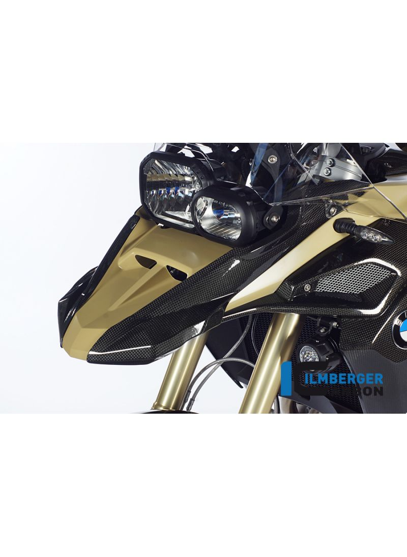 Snavelverbreder links carbon F800GS Adventure