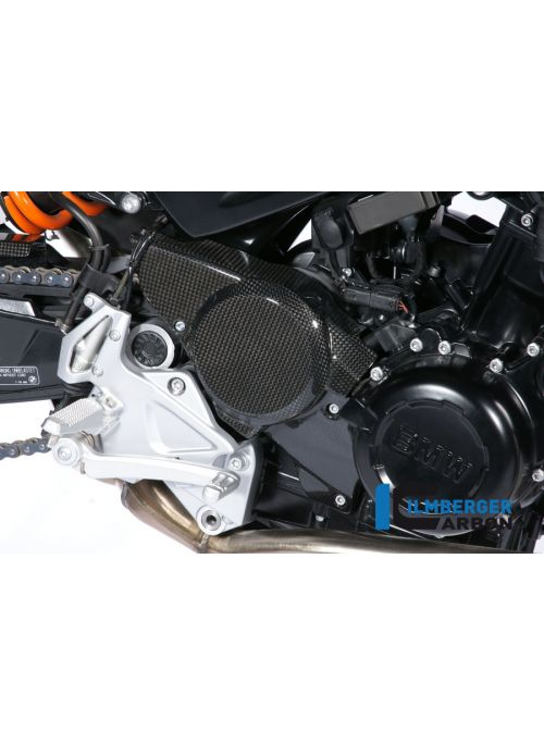 Pulleycover voor carbon BMW F800S / F800ST
