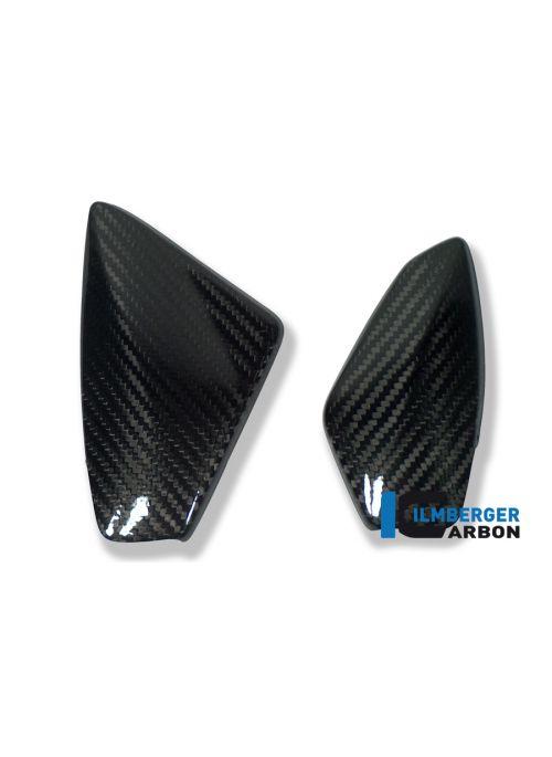 Heelplates (pair) carbon K1300R