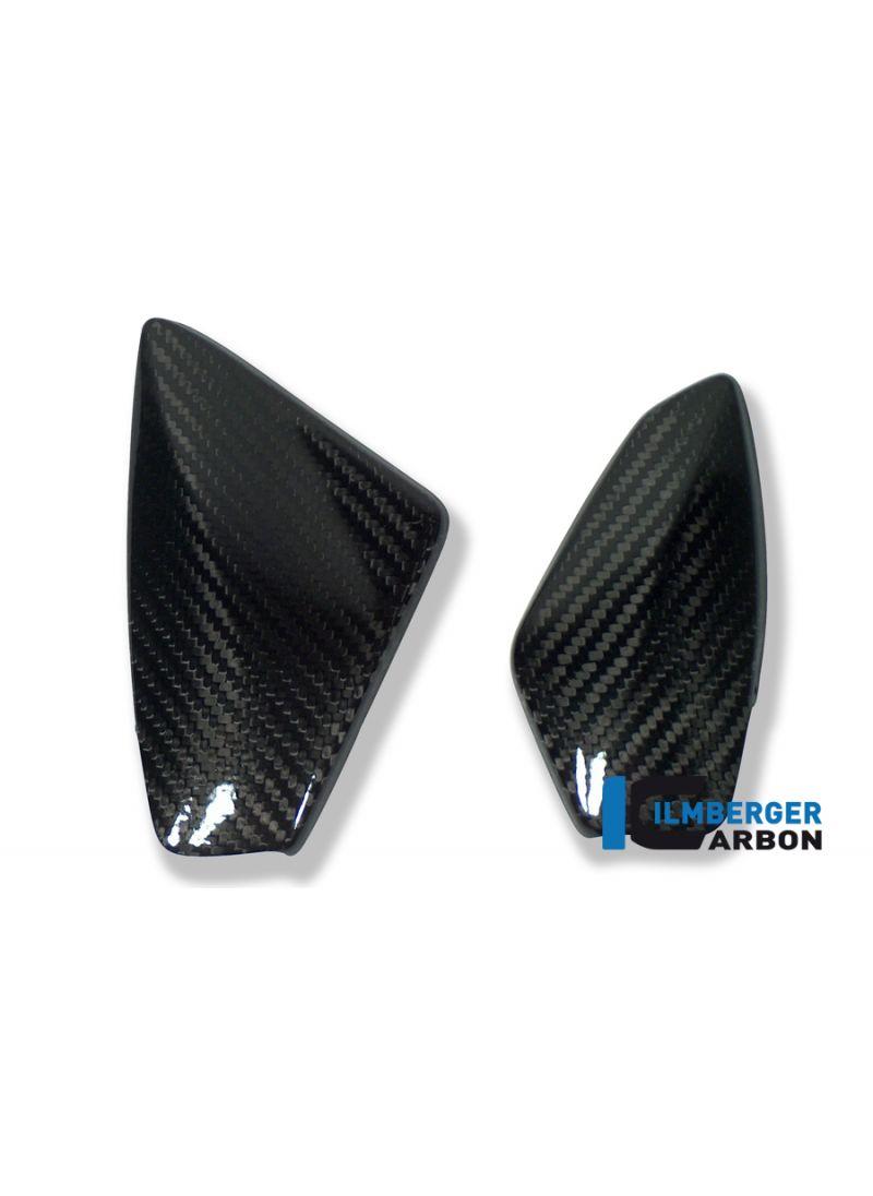 Heelplates (pair) carbon K1300S