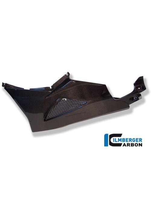 Bellypan - short version - carbon K1200S