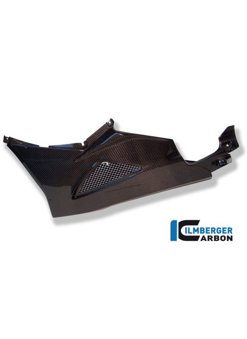 Bellypan - short version for use with center stand - K1300S