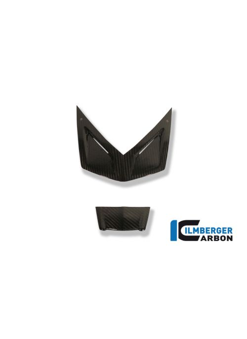 Top cowl covers carbon K1300S