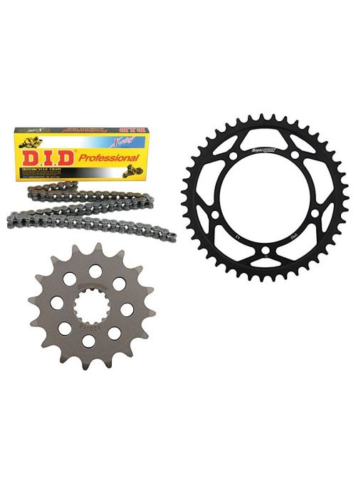 Chain and Sprocket kit DID-SuperSprox GSX-R 600 750 2006-2010 K6 K7 K8 K9 L0