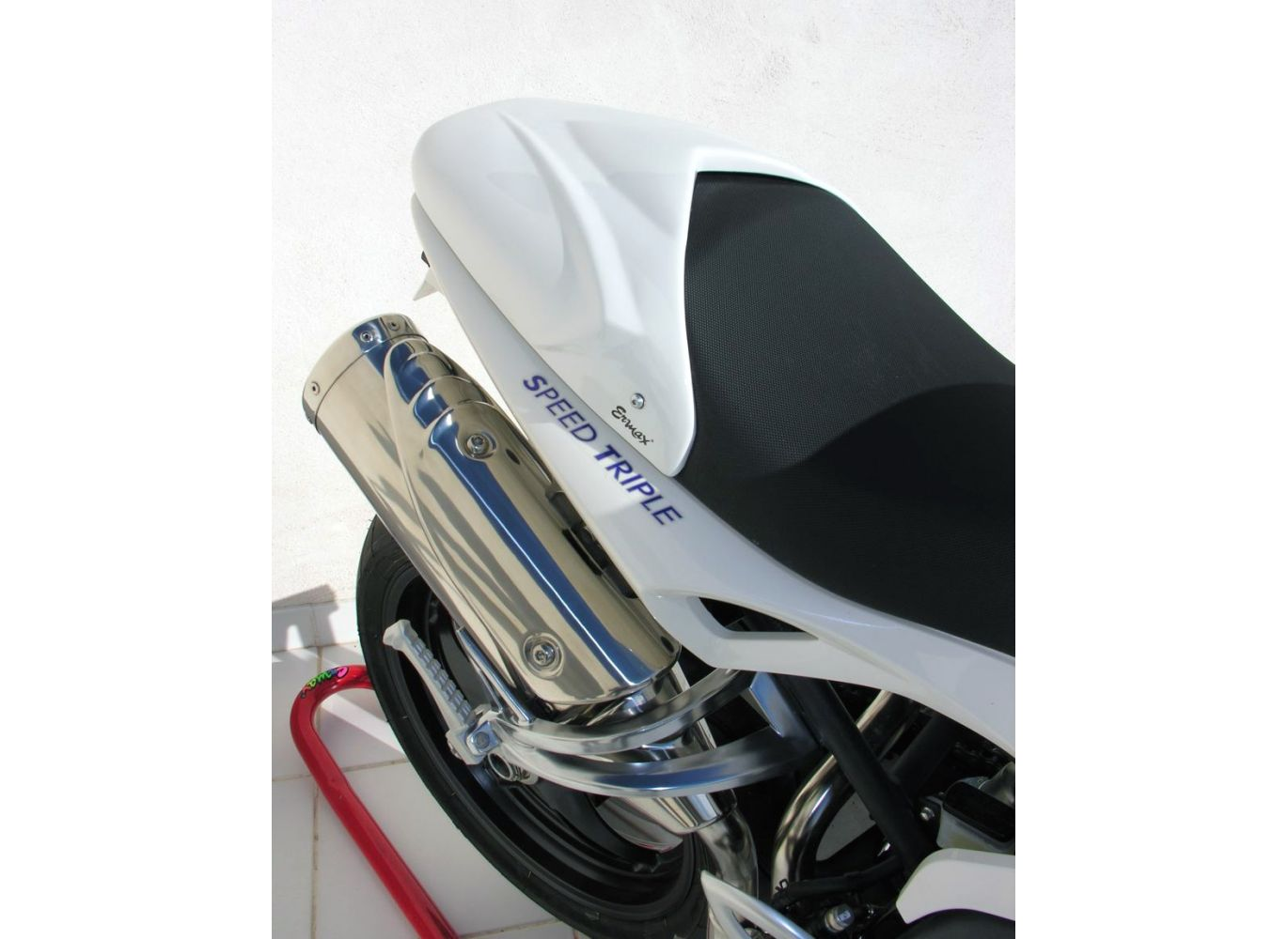 Ermax Seat Cover Seat Cowl Triumph Speed Triple 1050
