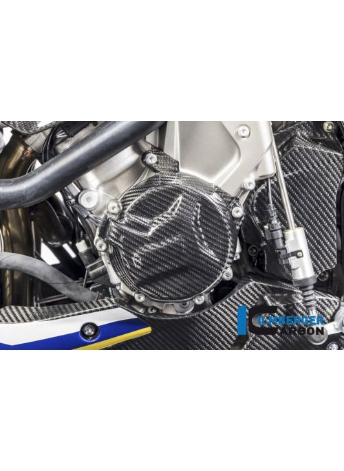 Carbon dynamodeksel cover BMW HP4 (S1000RR)