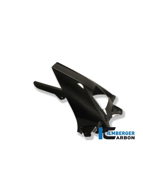 Rear Hugger incl. Upper Chainguard with ABS Carbon - BMW S1000RR Street 2015-2016