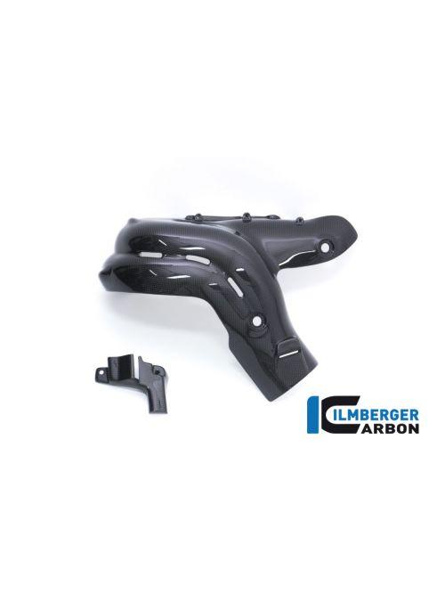Exhaust protection gloss SET Panigale V4 / V4S