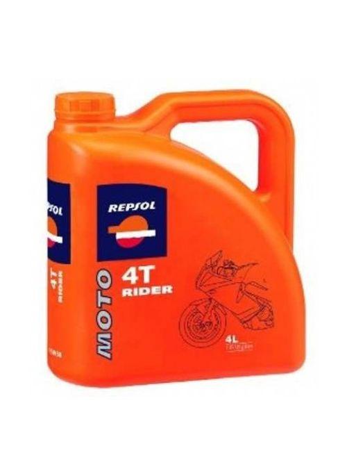 Repsol 4T oil Moto Rider 10W40 - 4L