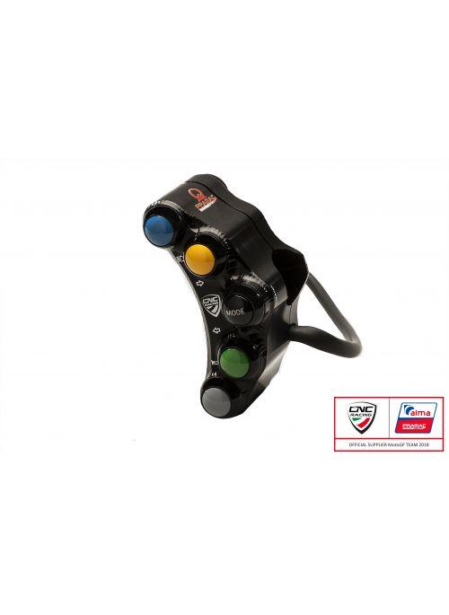 Pramac Left Handlebar Switch kit Street - Pramac Limited Edition