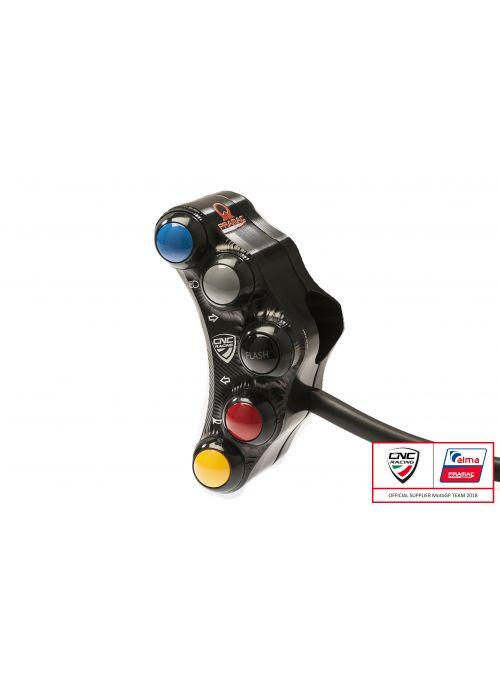 Pramac Left Handlebar Switch kit Race - Pramac Limited Edition