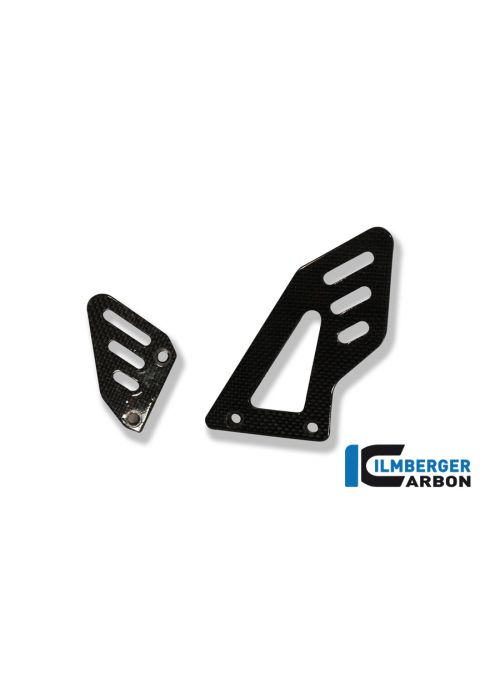 Driver heelplate set carbon RSV4