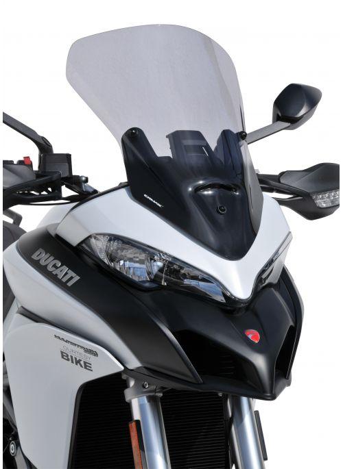 Ermax flyscreen windshield 52cm Multistrada 1260 2018+ (incl. installation kit)