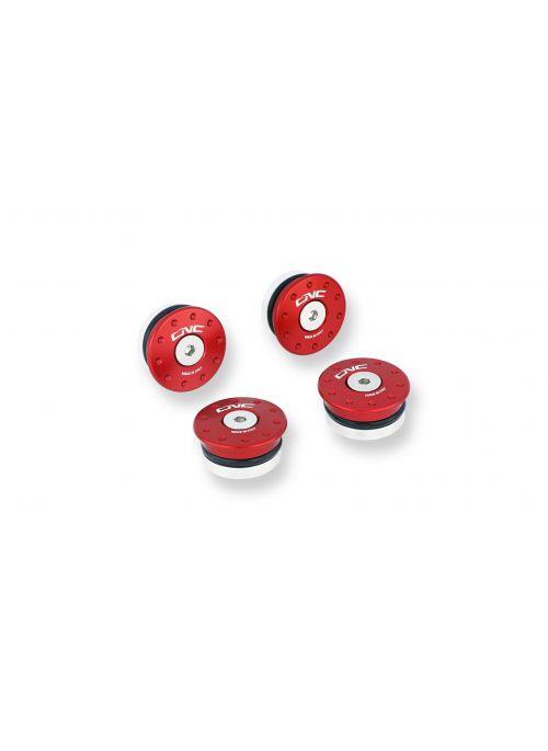 Frame Caps Kit Ducati Multistrada 1260 - for smaller holes