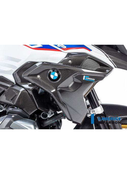 Luchtinlaat paneel rechts incl. cover (2-delig) Carbon BMW R1250GS 2019+