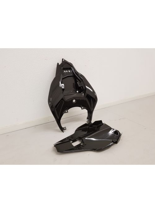 Rear Fairing Cowl Carbon Used 848 1098 1198 Ducati Performance MS Production