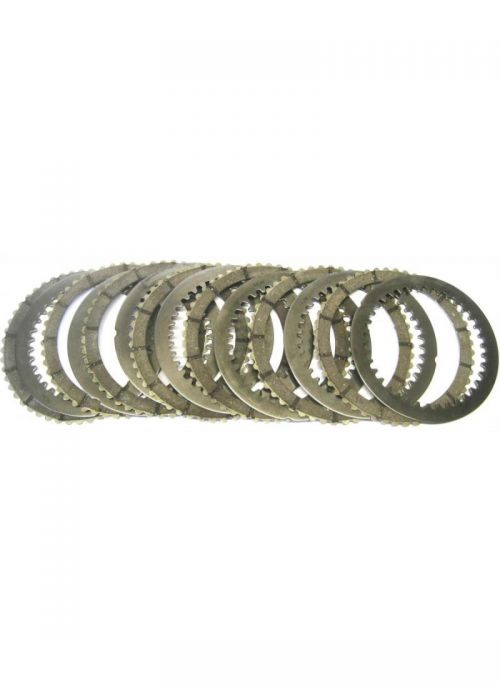 EVR 48-teeth clutch plate set RDU-214, padded steel thickness 38,5mm