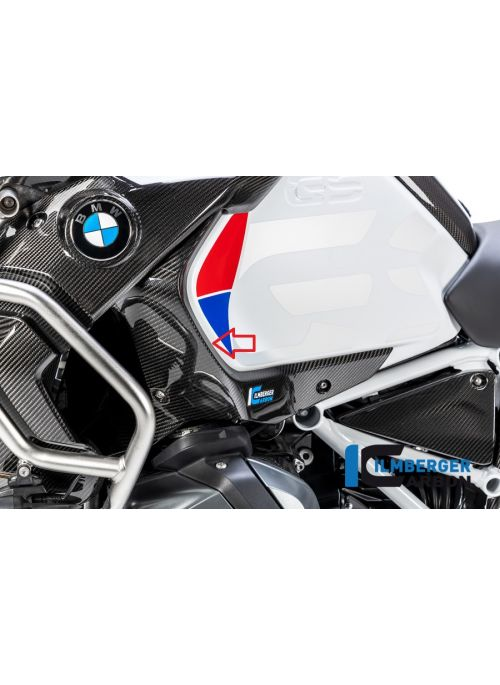 Airvent cover left side BMW R1250GSA Adventure 2019+
