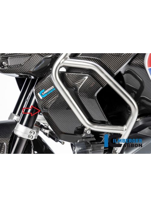 Flap / Water Cooler cover left side BMW R1250GSA Adventure 2019+