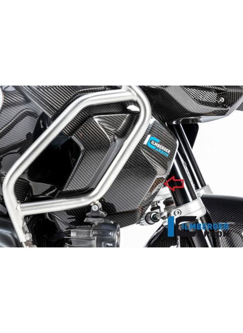 Flap / Water Cooler cover right side BMW R1250GSA Adventure 2019+