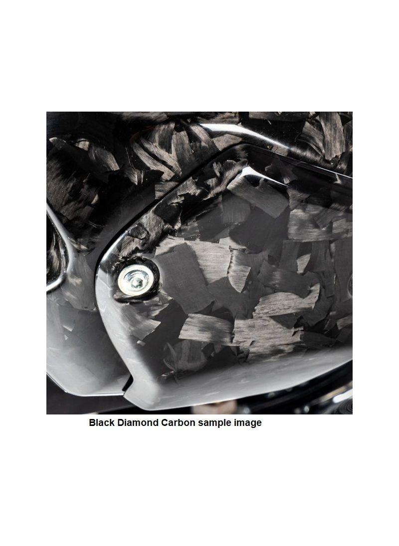 Black Diamond Carbon Complete Race Fairing (4 piece) BMW S1000RR Racing 2019+