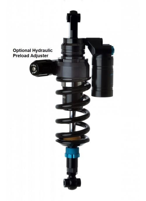 Rear Shock Absorber BMW 132 Mono Piggyback TFX Suspension