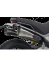 HP Corse Slip-On uitlaat Ducati Scrambler 1100 Hydroform-Corsa Short Satin