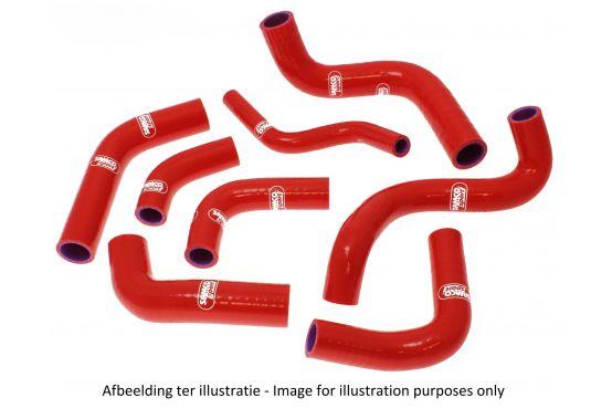 Samco Radiator Hose Kit Ducati 748R 2000-2002 red