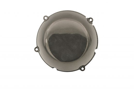 Clutch Cover Carbon Ducati