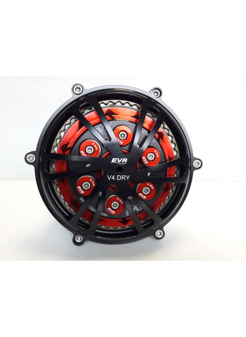 EVR Dry Slipperclutch Conversion kit Panigale V4 with organic discs