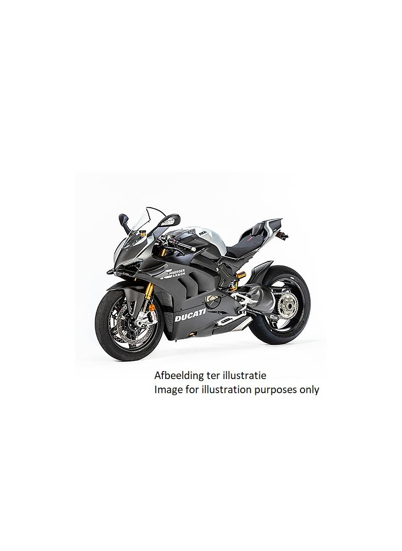 Fairing Upgrade kit Panigale V4 V4S to V4R mat carbon
