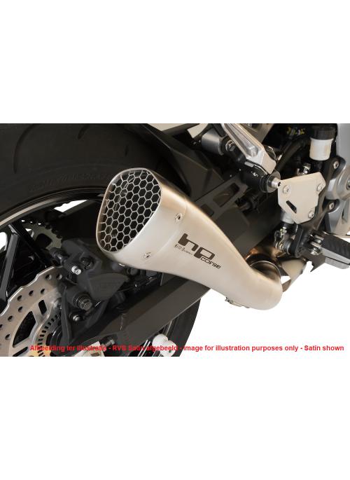 HP Corse Slip-On uitlaat Kawasaki Z900 Hydroform Corsa Short Black