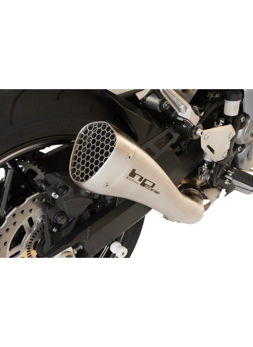 HP Corse Slip-On uitlaat Kawasaki Z900 Hydroform Corsa Short Satin