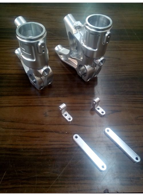 100mm remklauw voorvork adapters Aprilia RS250