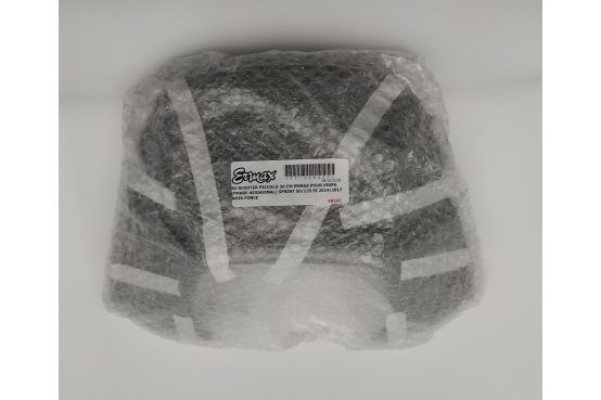 Short windshield (30cm) Dark Smoke for Vespa Sprint 50 / Sprint 125 / Sprint 150
